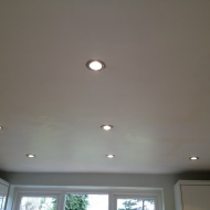 Kitchen Downlights Bracknell (2)